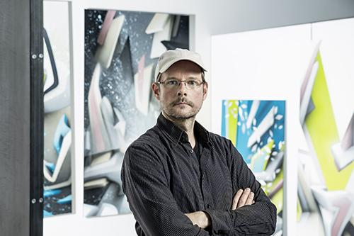 Mirko Reisser DAIM Hangar 107