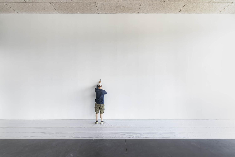 Mirko Reisser exposition Hangar 107 Rouen