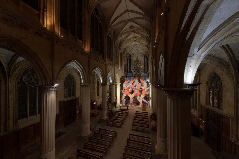 Pugna temple saint eloi Rouen