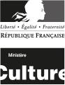 logo ministere de la culture